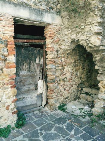 Oldtown Old Door