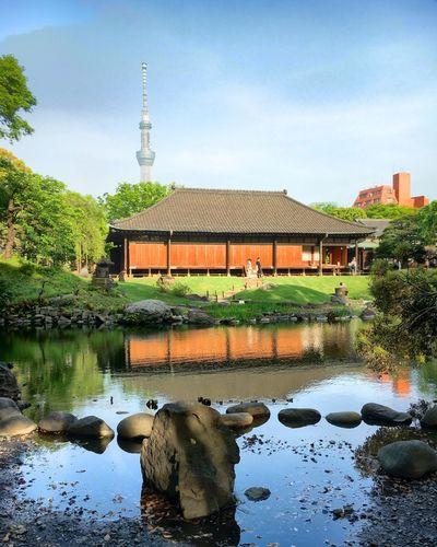 伝法院 Asakusa Tokyo Japan Iphon6s