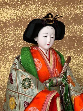The Dolls' Day Morioka Tadaa Community 雛人形 ひなまつり Morioka Japanese Culture Japan Toy Human Representation Female Likeness Fashion Indoors  Doll Red Beautiful Woman