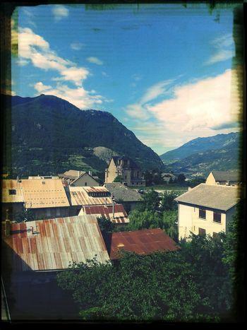 Eglise Montagne Sur Le Toit My Village Vauban