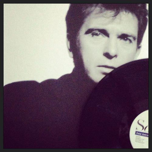 "Now spinning Peter Gabriel ""So"" Music Peter Gabriel My Vinyl Collection Vinyl"