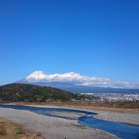富士山🗻 富士山 Mtfuji 富士川 富士川SA