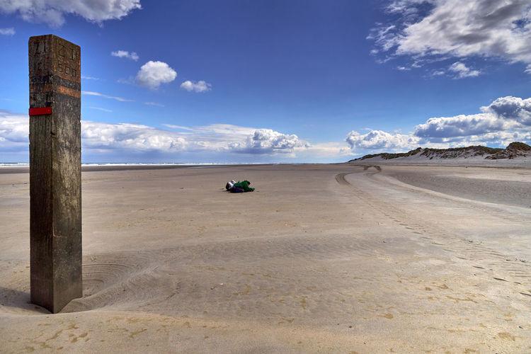 Ameland Beach,