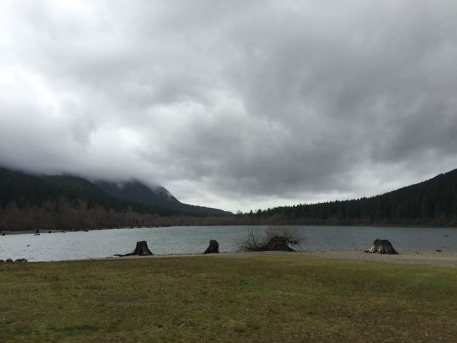 Northbend Nature Love Lake