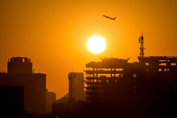 urban sunrise @