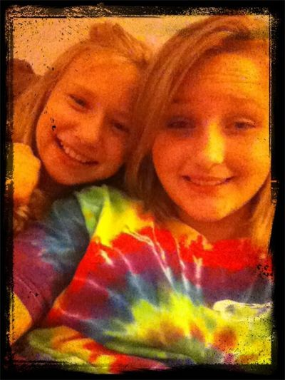I lover her !! Megs little sister!!:)