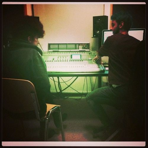 Indie Tonmaister Sae Record mix mastering tascam