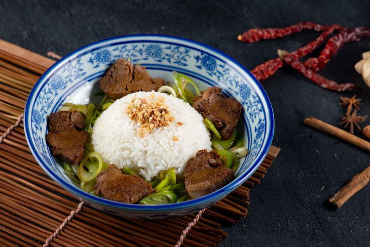 chinese stir
