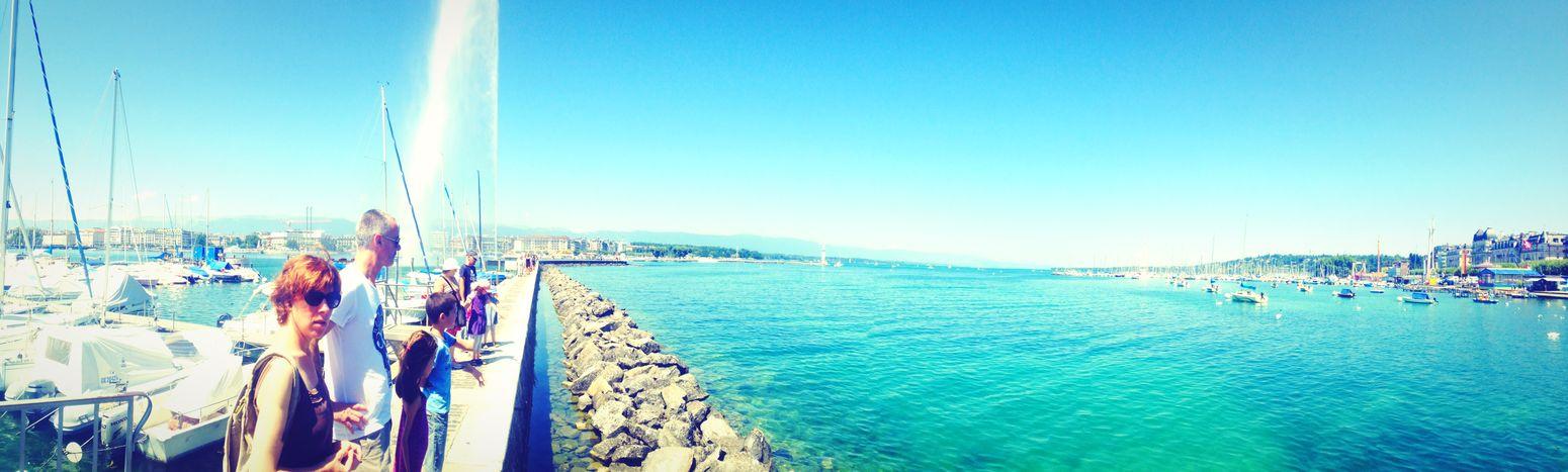 Geneva Jetdeau Holiday