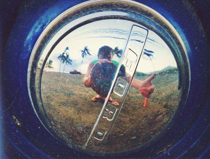 Time To Reflect Hang Loose North Shore Hawaii