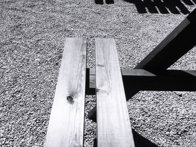 Pub bench High Angle View Outdoors No People Day Close-up Grass Wood Paneling
