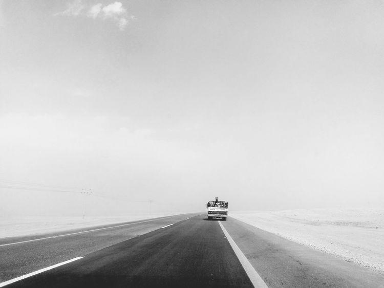 Road Transportation The Way Forward Road Trip Driving Car Direction