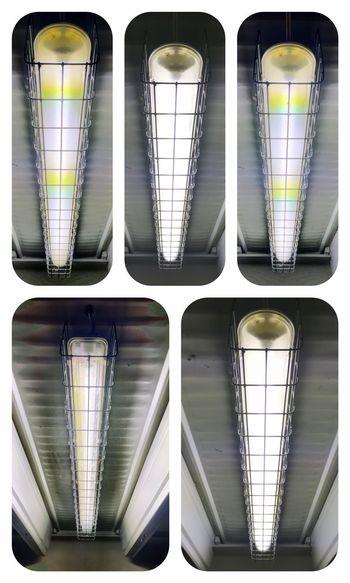 Neonlicht Leuchtstoffröhren Neon Lights