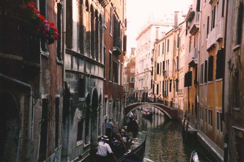 Venice, Italy Architecture Canal Day Gondola - Traditional Boat Narrow Canal Outdoors Transportation