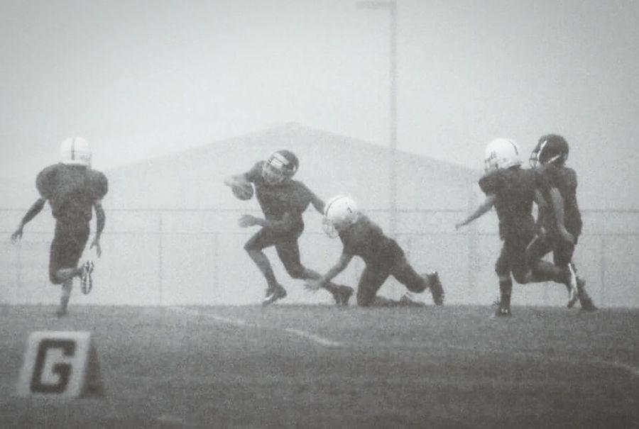 Football Rain Tackle