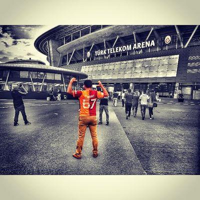 Bugün Gunlerden GalataSaray Türkiye Kupası Diyarbakır Cimbom Sarı Kırmızı ultrAslan Like Love Me