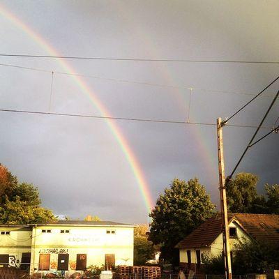 Double-Rainbow Maddafucka!