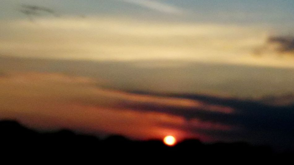 Cloud - Sky Outdoors Scenics Sky Nature Sunset No People Beauty In Nature Day Close-up Astronomy