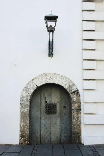 Grande door