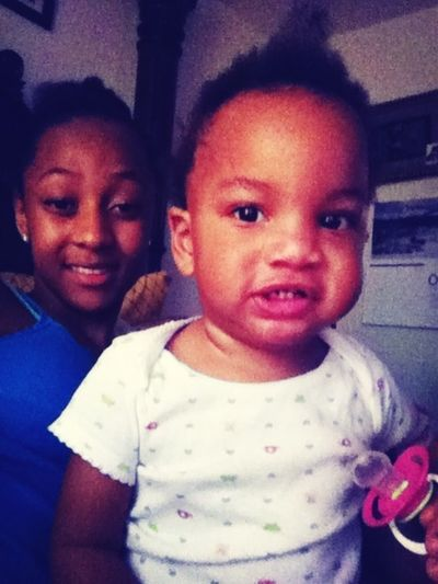 Le Baby & I #Mylife