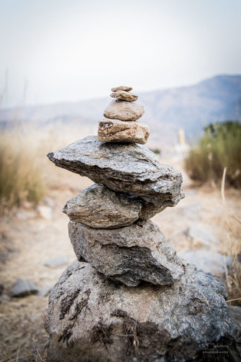 Stack Balance Nature Zen-like No People Land Sky Day Beach Outdoors Focus On Foreground Close-up Tranquility Water Religion Spirituality Solid Sea Landscape Tranquil Scene