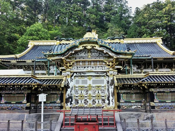 close... Yomeimon Hall || Travelling Travels Travel Traveling Explore Temple Hopping Mountains Nippon Prayer Hall