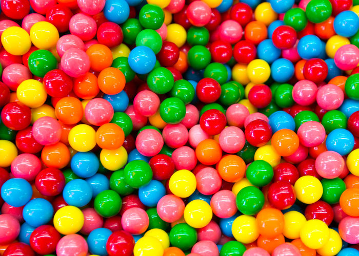 Abundance Arrangement Backgrounds Balloon Bubblegum Candy Candycamera Choice Circle Collection Colorful Full Frame High Angle View In A Row Indoors  Large Group Of Objects Multi Colored Order Repetition Still Life Sweet Food Variation
