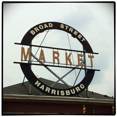 Broad Street Market, Harrisburg, PA