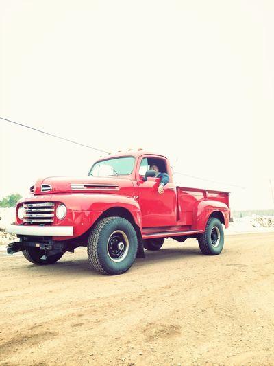 AMERICA Truck Ford Dirtroads Michigan