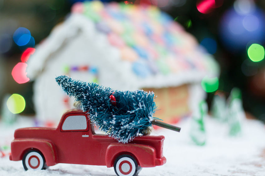 Gingerbread house Gingerbread Holiday Food Winter Snow Truck Gingerbreadhouse Gingerbread House Red Truck Background Christmas Bokeh Christmas Tree Night Before Christmas Christmas Holidays Candy Bokeh Food EyeEm Selects Candycane  Candy Cane Treat Car Land Vehicle Outdoors No People Close-up Day Supermarket