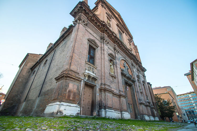 Architecture Built Structure Cathedral Church Culture Exterior Ferrara Ferrara- Italy FerraraCity Historic History Italy Place Of Worship Religion
