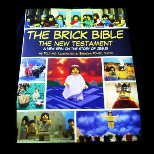 New Bible !
