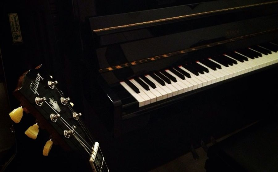 Quality Time Music Jazz What Does Music Look Like To You? Piano Moments