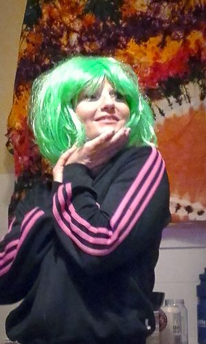 My Friend Posing Taking Pictures Pose For The Camera Green Hair Green Color Green Poses Posing It Out Posingforthecamera Posing For A Friend Posing For A Photographer Posing For The Camera Posing To The Camera Posing. Green Hair Don't Care Greencolor Greencolour Green Colour Green Green Green!  Greenhair Pose Posing ✌ Say Cheese Taking Photos
