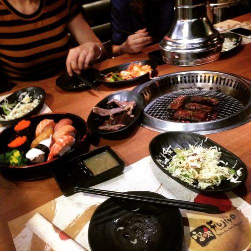 BBQ BBQ Time Japanese BBQ  Japanese Food Dinner Dinner Time Feelings Fat VicomCenterB