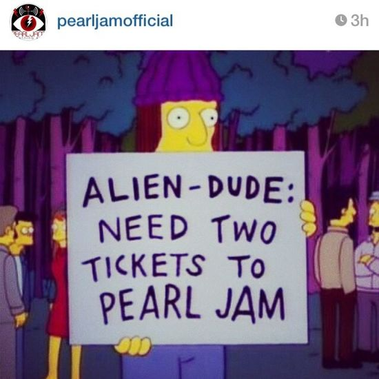 Hahahahaha! Yeah I need Pearl Jam Cartoon Pearl Jam Is Right