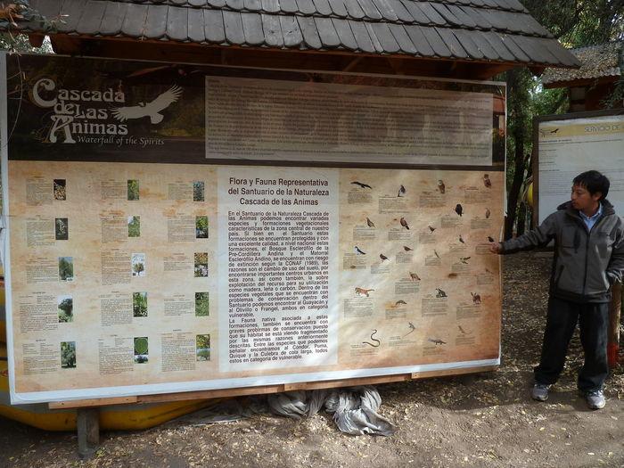 Cajon de Maipo, Chile Ausflugsziele Cajon De Maipo Cascadas De Las Animas Chile Chile♥ Ferienhäuser Hiking Hütte Kamin Rafting Restaurant Santiago De Chile Tierpark Zipline Adventure Ökologie