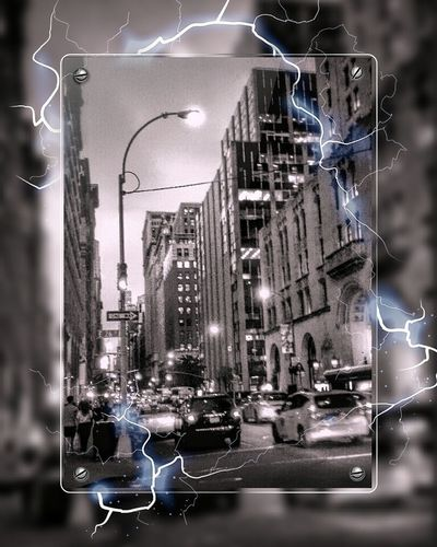 """The Energy Of The City"". Night Illuminated No People Architecture City Life Newyork_instagram Newyorkstreets City Skyscraper New York New York Street Photography New York State Of Mind Newyorkcitylife Newyork_ig Newyorknewyork"