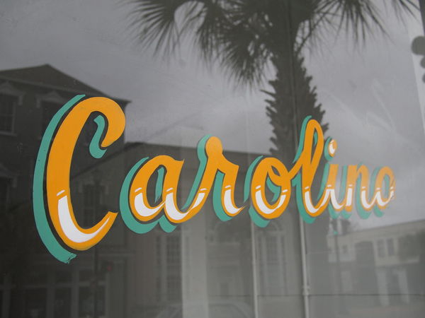 Carolina Close-up Communication Day Hand Lettering No People Outdoors Palm Tree Signwriting Vintage Vintage Shopping Vintage Style