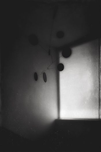 Black And White Absrtact Shapes Modern Art Light And Shadow Light Shadows Shades Of Grey Window Window Light Window Shade Moody Melancholy Darkness And Light Dark
