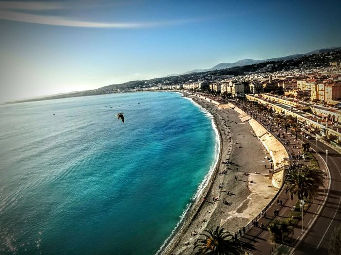 Nice Sunbathing promenade des anglais baie des anges First Eyeem Photo Hello World Relaxing Enjoying Life Walking Sea And Sky Sea