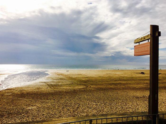 Beauty In Nature Beach Sea Sky Horizon Over Water