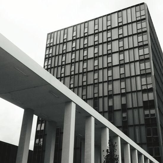 The Gorbals in Glasgow - Architecture Blackandwhite