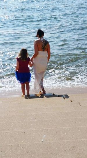 Mum And Daughter My Love❤ My World ♥ My Everything ❤ Sea Sun Summer Happiness Blackpool Love Life ❤ Best Friends Forever ❤️