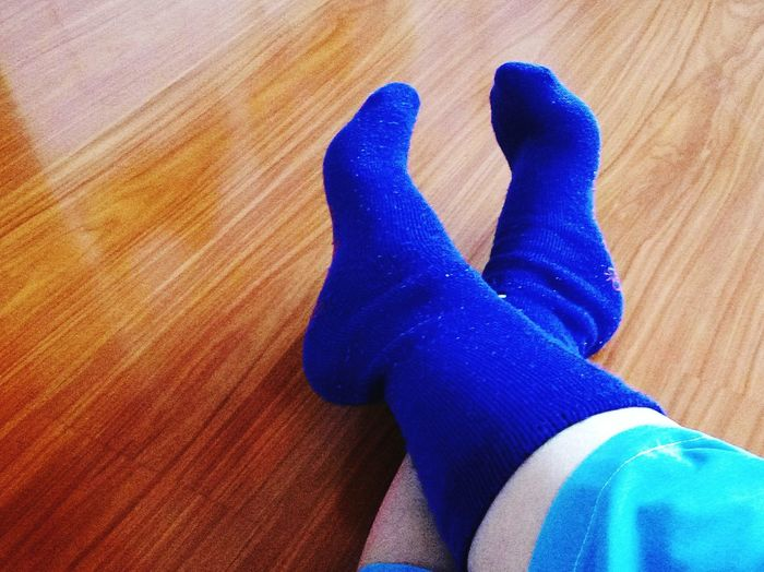 Socks personal comfort Human Leg Socks Of The Day Sockshoes Sockslover Socksmania Sockslove Socksygirl Lifestyles Human Body Part Personal Perspective Real People One Person Blue Low Section Close-up Leisure Activity Women Indoors  People Adults Only Adult Human Hand Day TK Maxx Socksie