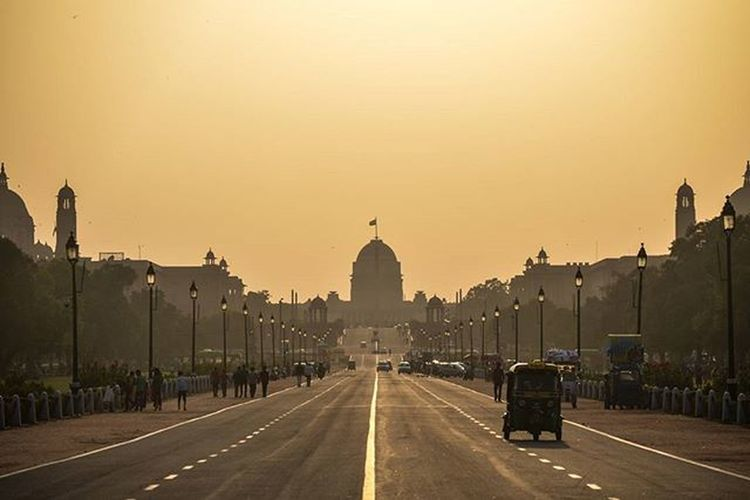 Rashtrapati Bhagvan Rashtrapatibhavan Delhi Newdelhi India Travel Lutyensdelhi
