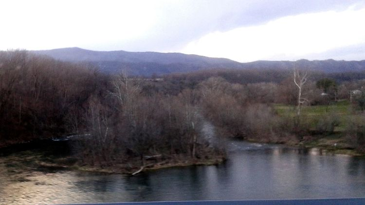 Blue Ridge Mts., Shenandoah River. Blueridgemountains Shenandoah Shenandoahriver Massanutten