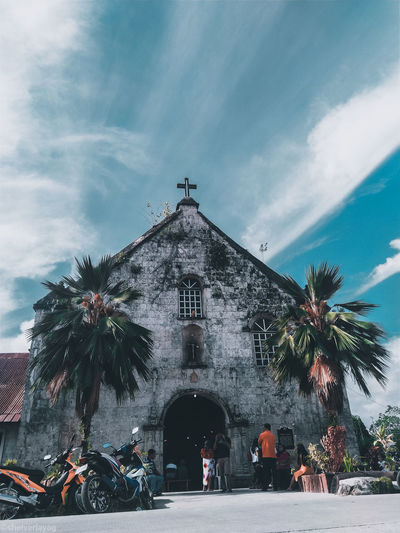 Church Tree Sky