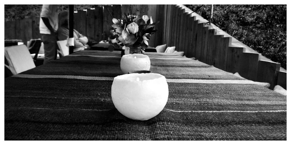 Candle Candlelight Blackandwhite Centerpiece Flowers Black & White Cortina D'Ampezzo Sculpture Statue Celebration Tradition Flame Burning Candlestick Holder