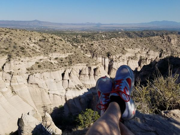 Tent rocks Cochiti Pueblo, Nm New Mexico, USA Mountain Hiking Trip No Edit, No Filter, Just Photography Samsung Galaxy S7 Edge Hello World Feet Up Nature Exploration Famous Place Rock Formations Low Angle View Outdoors Photograpghy  Beautiful Nature Serene Tranquil Outdoors The Great Outdoors - 2017 EyeEm Awards